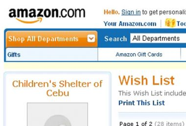Children's Shelter of Cebu | Special Projects